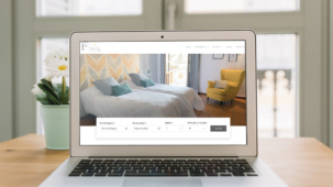 diseño web, apartamentos alborada Hervás. Extremadura, el arte de la cuerva