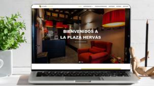 elartedelacuerva-diseñoweb-apartamentoslaplazahervas-hervas
