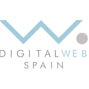 Diseñadora gráfica freelance, logotipo Digital Web Spain